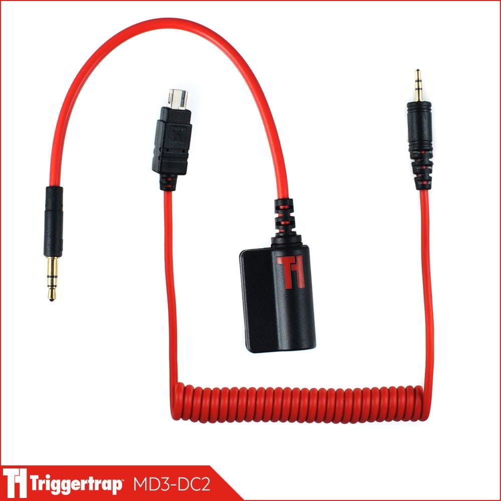 TRIGGERTRAP MOBILE DONGLE KIT WITH DC2 CABLE (FOR NIKON)