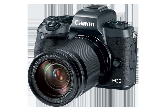 EOS M5 + EF-M 18-150mm