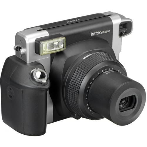 INSTAX WIDE 300 CAMERA BLACK