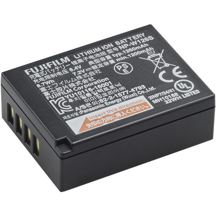 NP-W126 S Batteria