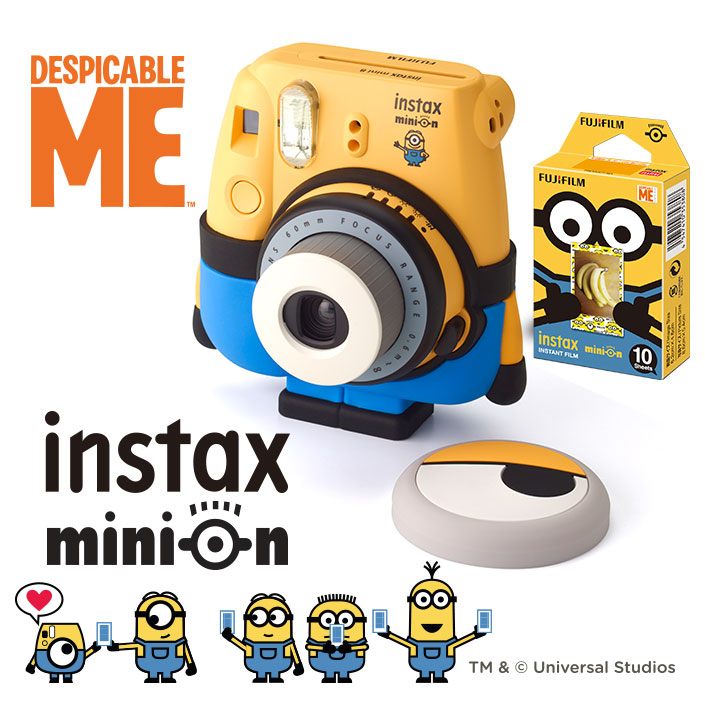 INSTAX MINI 8 Camera MINION