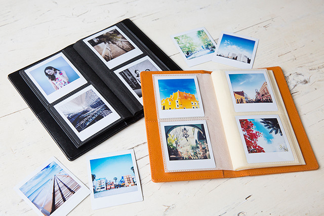 ALBUM INSTAX SQUARE POCKET ALBUM BLACK