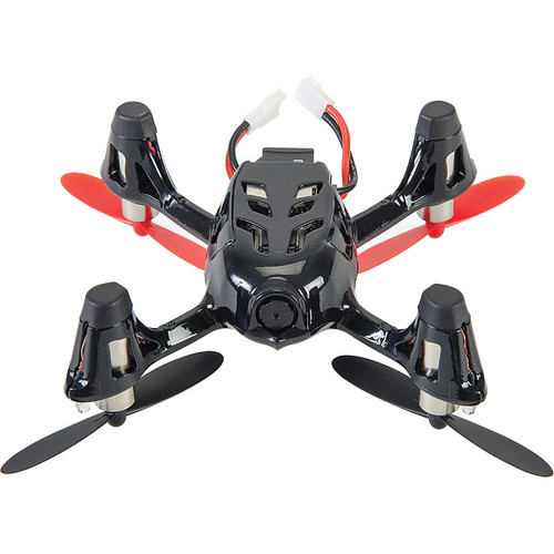 HUBSON H107C DRONE X4 MINI QUADCOPTER HD