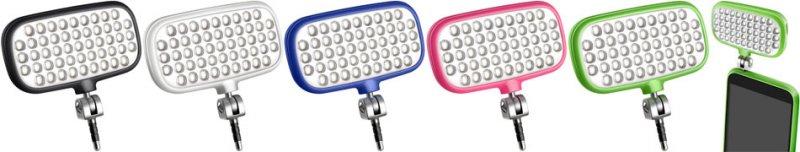 METZ LED-72 PINK