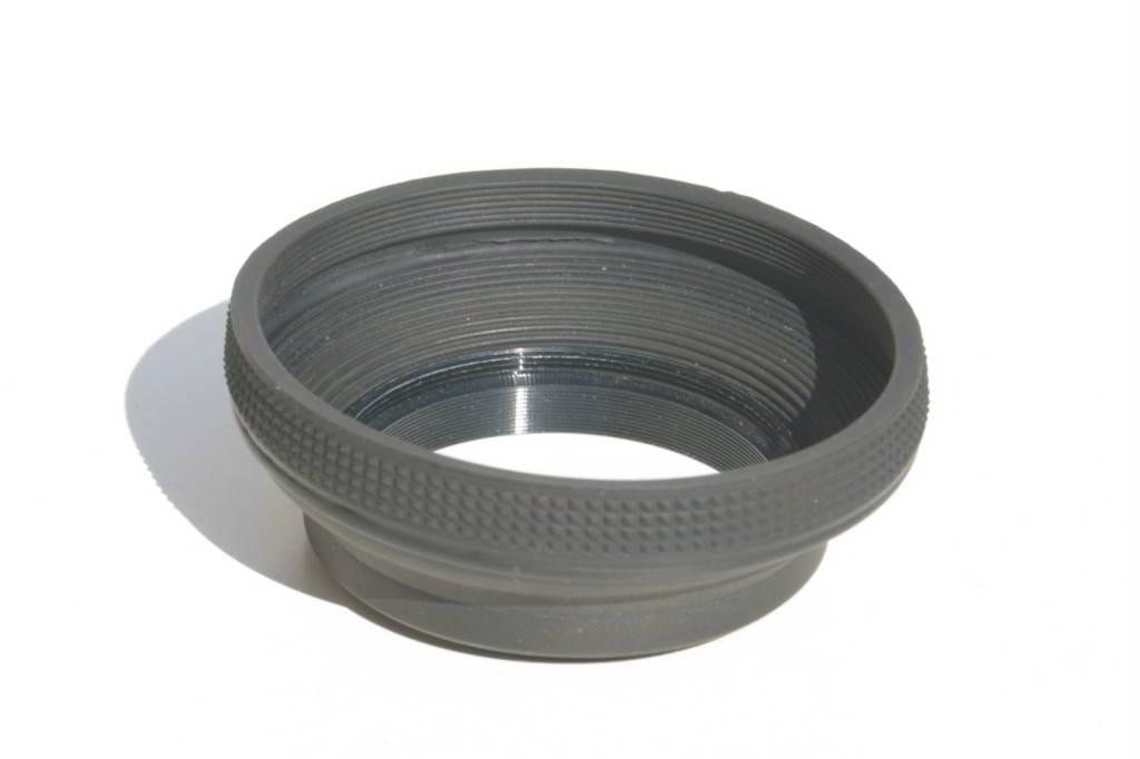 Paraluce in gomma diametro 52