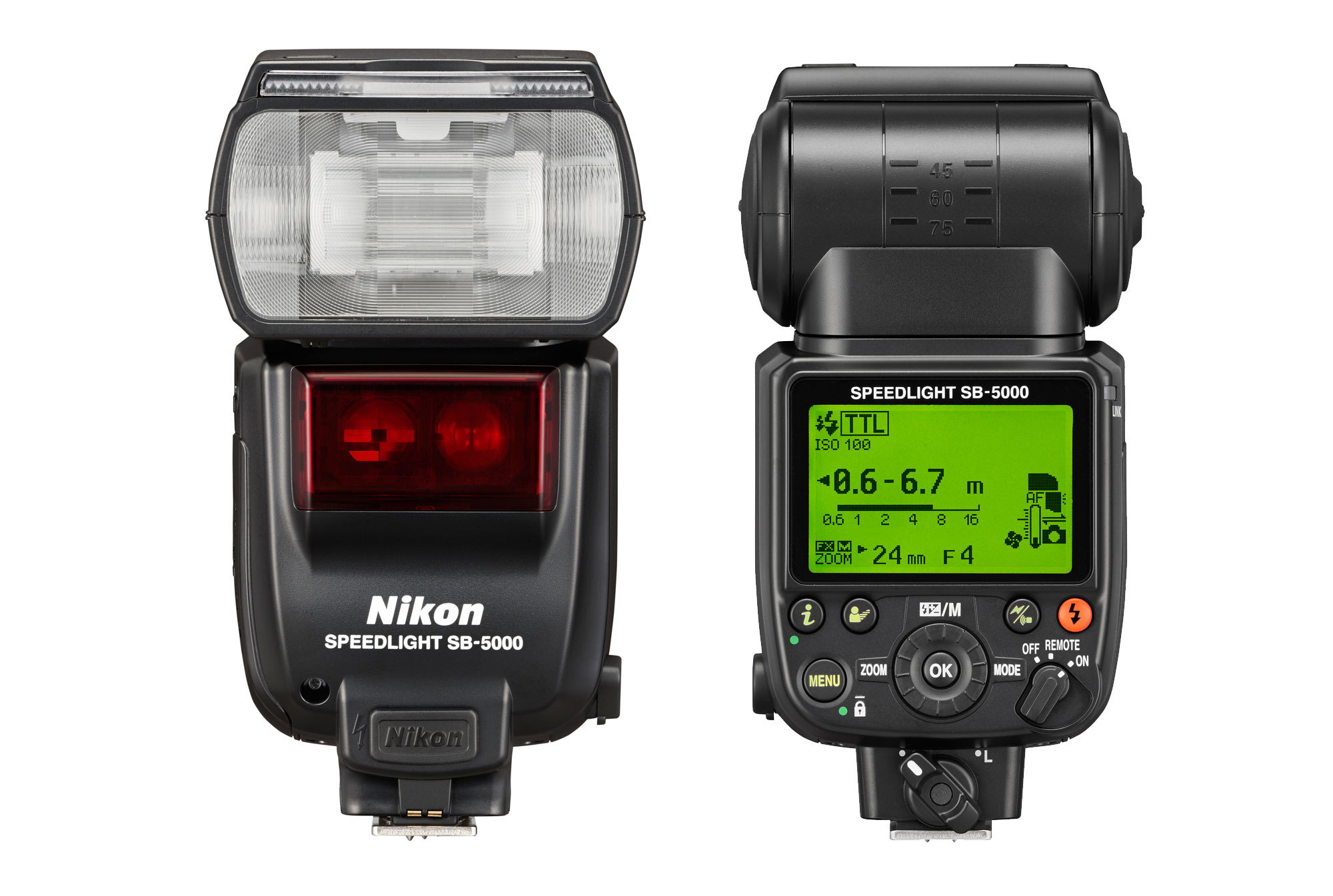 SB-5000 Flash - CMD Ottico + Remote Radio