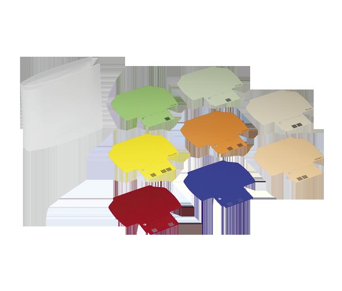 SJ-1 SET Filtri Colorati x SB-800