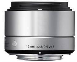 19mm f/2.8 (Art) DN Sony E-mount (SE) SILVER