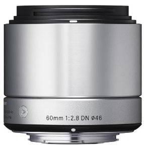 60mm f/2.8 (Art) DN Sony E-mount (SE) SILVER