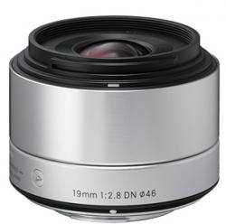 19mm f/2.8 (Art) DN MICRO 4/3 SILVER