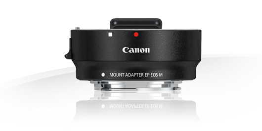 EF-EOS M ANELLO MOUNT ADAPTER