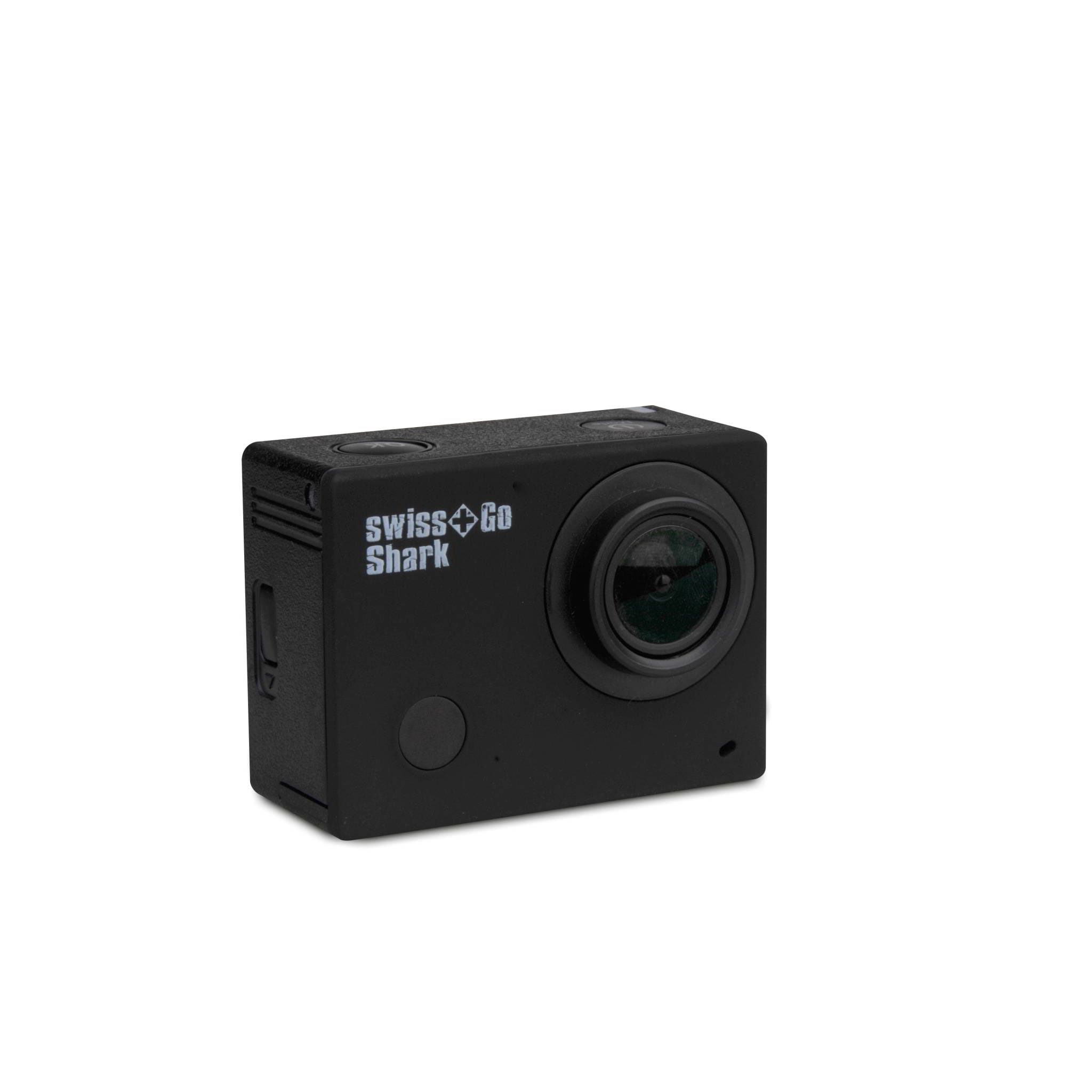 SWISS GO SHARK 5 MP WIFI FULLHD ACTION CAM