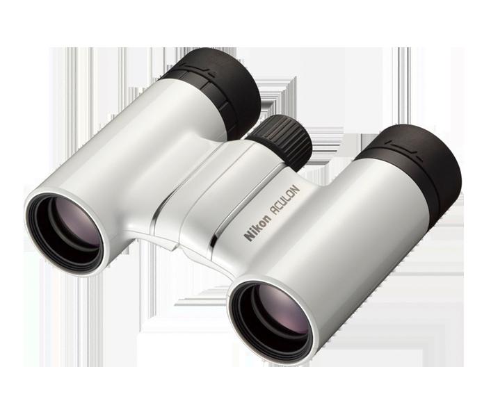 Binocolo Nikon T01 8x21 White