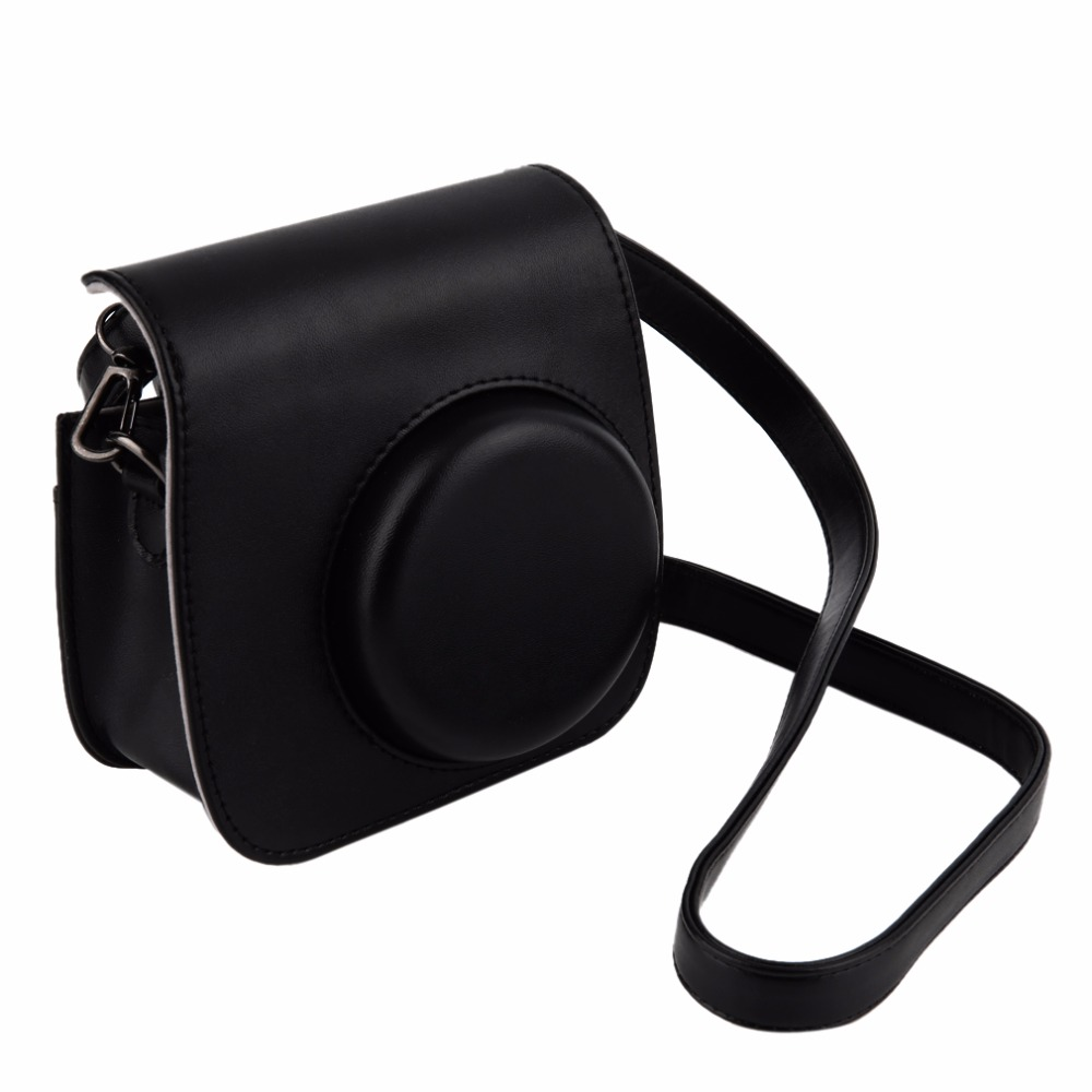 BORSA PER INSTAX MINI 8 NERA CANVAS