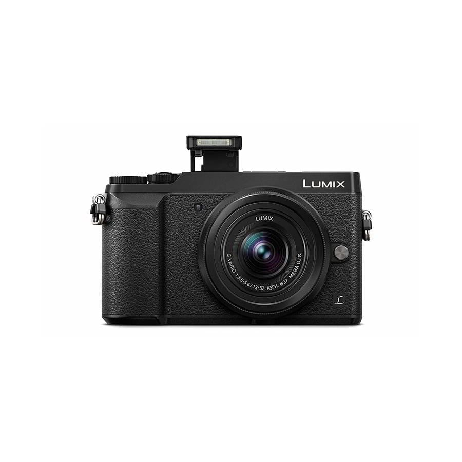 PANASONIC GX80 BLACK + 12-32