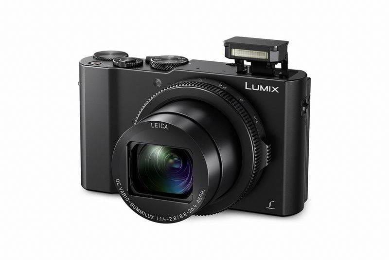 LUMIX LX15 BLACK