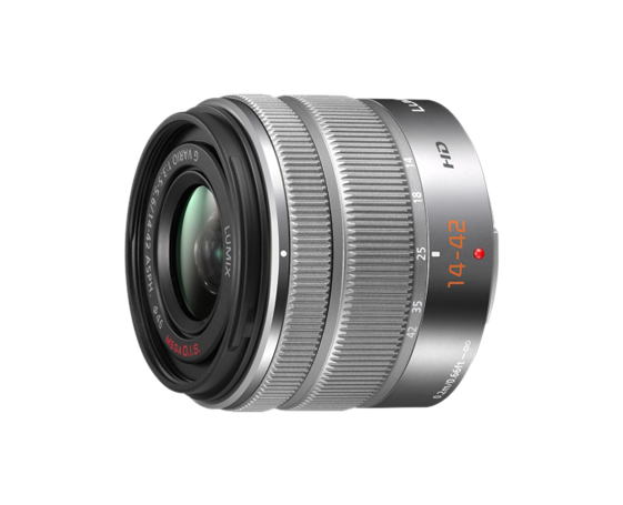 LUMIX G VARIO 14-42mm f/3.5-5.6 (ASPH) HD