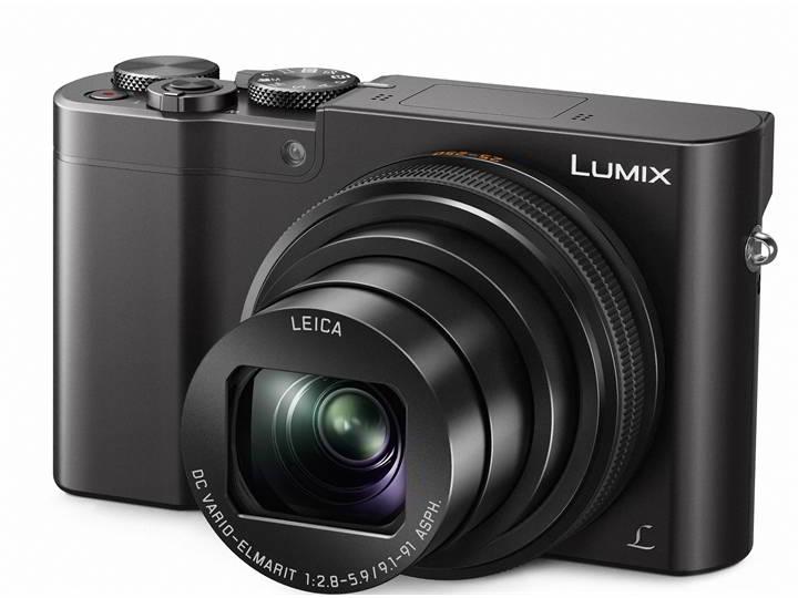 LUMIX TZ100 BLACK