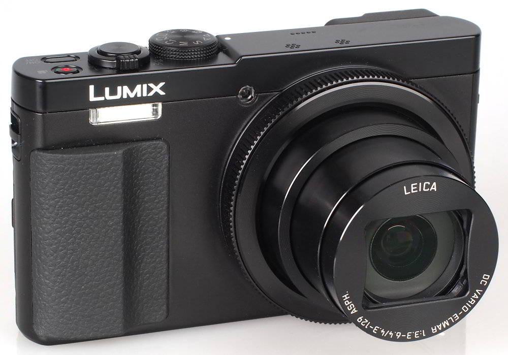 LUMIX TZ70 BLACK