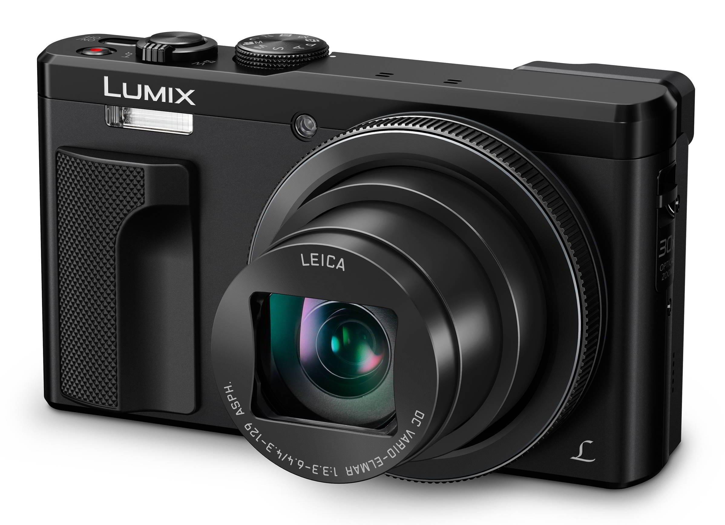 LUMIX TZ80 BLACK