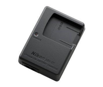 MH-65 Caricabatterie per Coolpix S1000pj, S70, S640, S710, S610, S610c