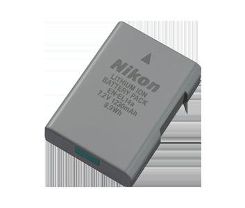 EN-EL14a Batteria Ricaricabile Li-ion x D5300