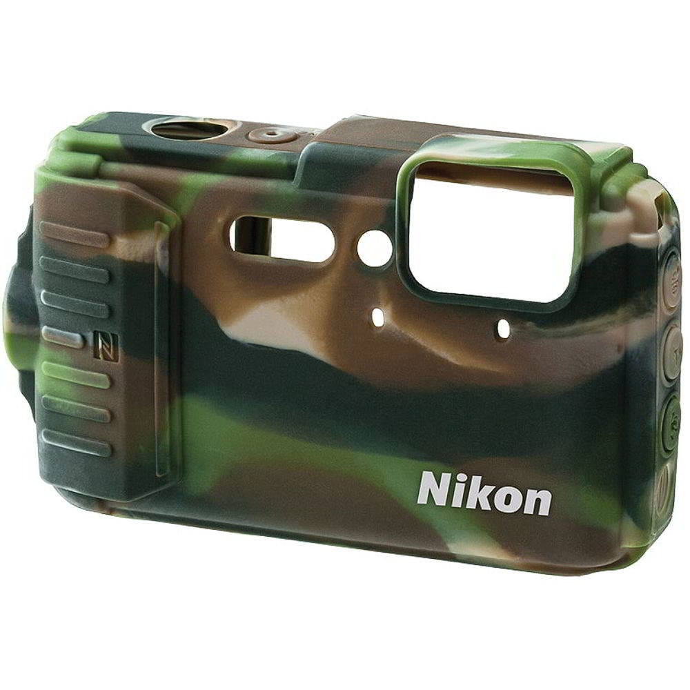 COOLPIX AW130 Silicone Jacket Camo