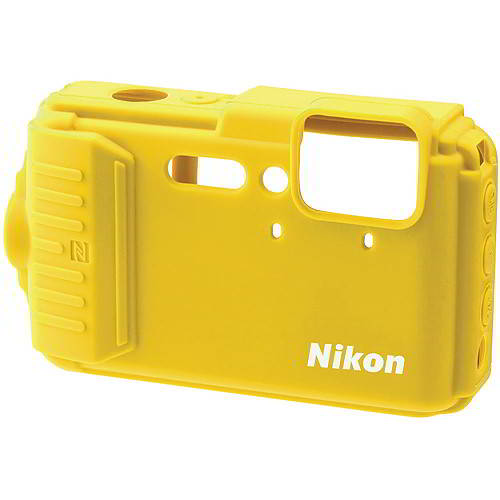 COOLPIX AW130 Silicone Jacket Yellow