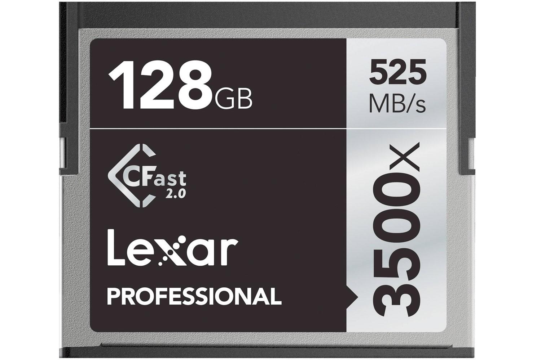 CFast 2.0 128GB 3500x Professional