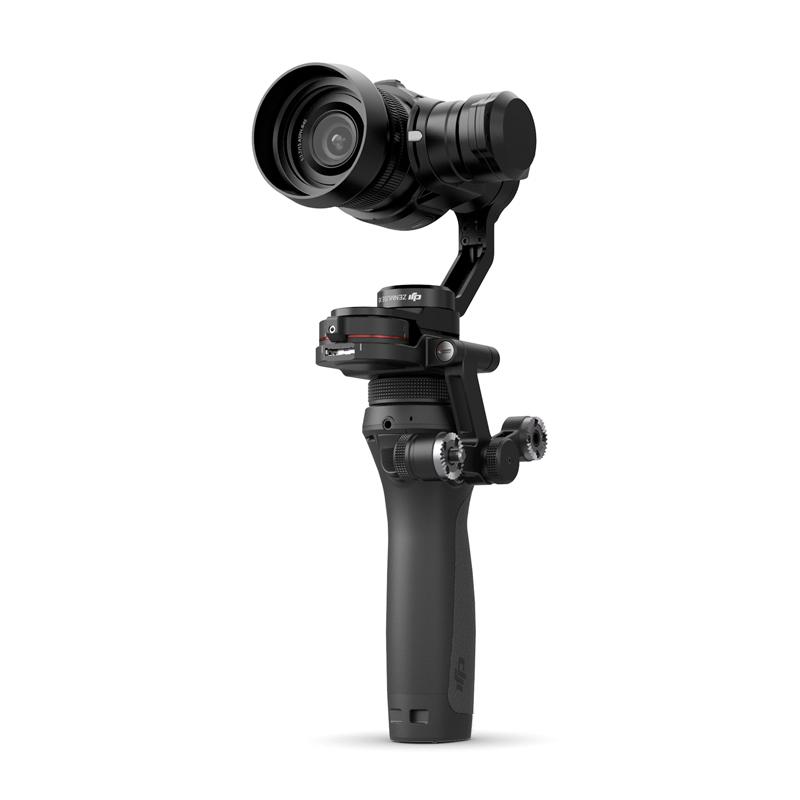DJI OSMO PRO COMBO (Zenmuse X5),Impugnatura stabilizzata con foto/videocamera