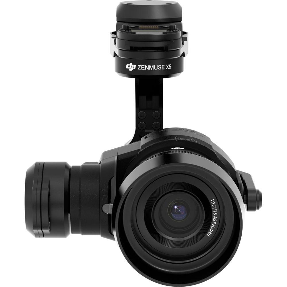DJI ZENMUSE X5 (M4/3, 4K, 16 MP),Videocamera per droni