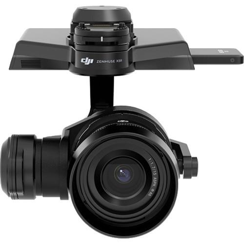 DJI ZENMUSE X5R (M4/3, 4K, 16 MP, SSD 512 GB), Videocamera per droni