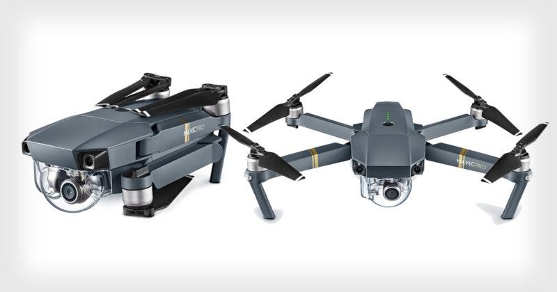 DJI MAVIC PRO, Drone