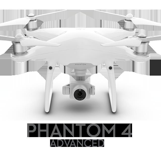 DJI PHANTOM 4 ADVANCED, Drone
