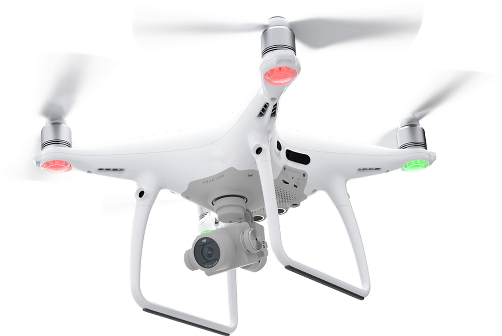 DJI PHANTOM 4 PRO, Drone