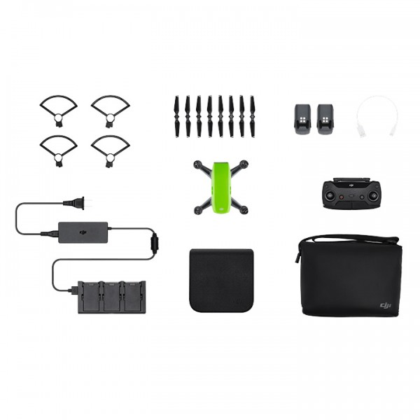 DJI SPARK FLY MORE COMBO, Meadow Green