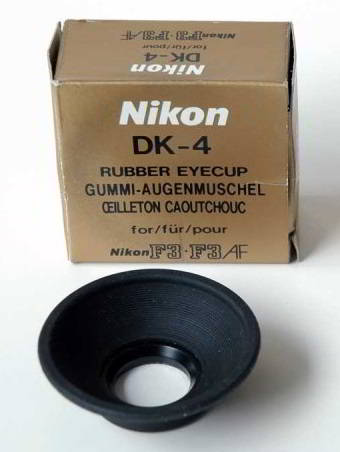 DK-4 for nikon F3