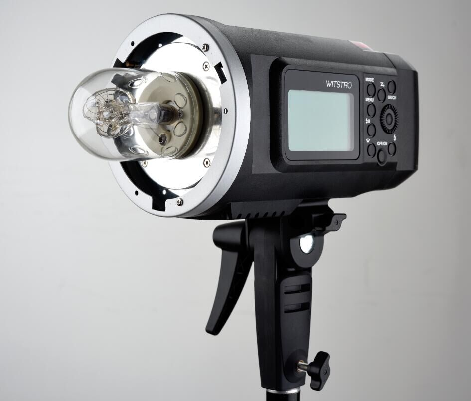 GODOX MONOTORCIA WITSTRO AD-600 TTL AAT. BOWENS TTL ALL IN ONE
