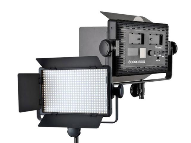 GODOX ILLUMINATORE LED - LD-500 NEW
