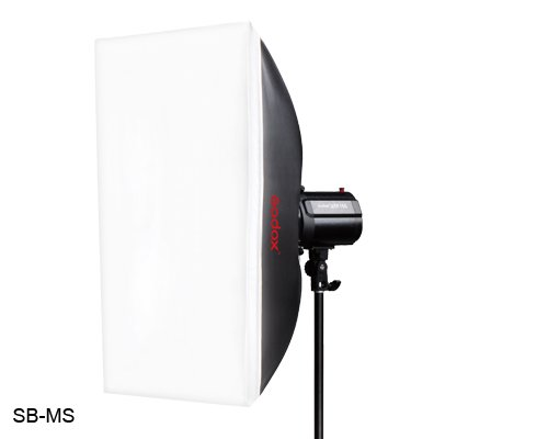 SOFT BOX 60X60 CON ANELLO BOWENS