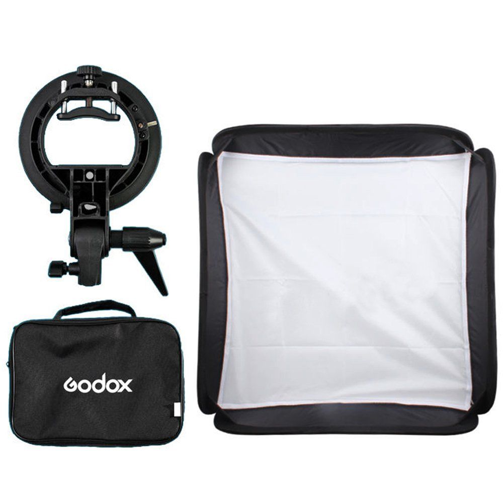 S-TYPE 4040 - STAFFA SOFT BOX 40x40