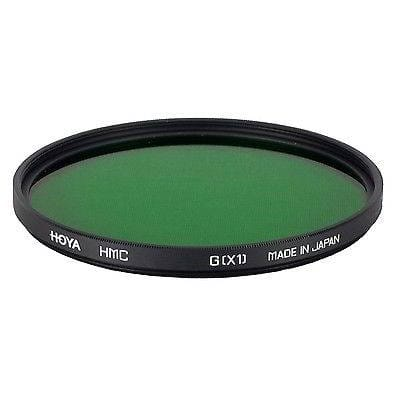 Filtro HMC X1 (Green) 62mm