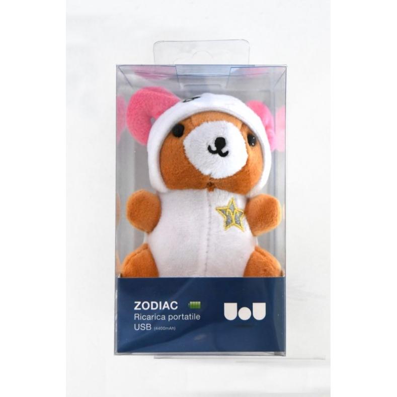 Powerbank - Zodiaco 4400mAh - Ariete