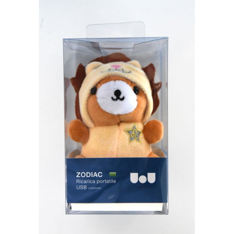 Powerbank - Zodiaco 4400mAh - Leone