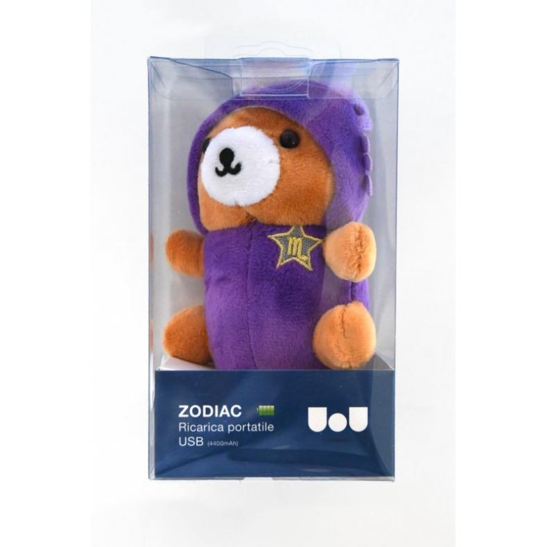 Powerbank - Zodiaco 4400mAh - Scorpione