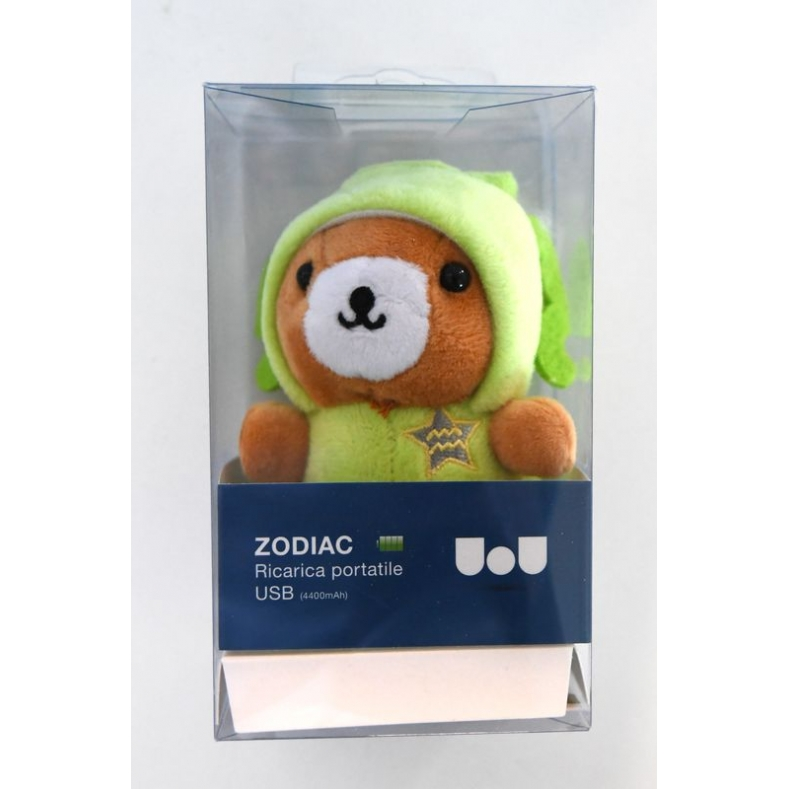 Powerbank - Zodiaco 4400mAh - Acquario