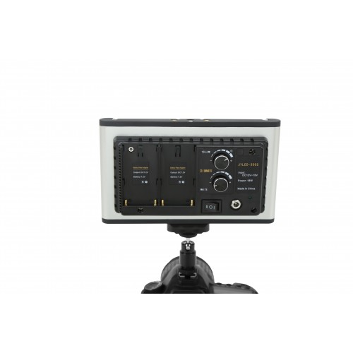 Video  led 160 - 10w 3200- 5600k