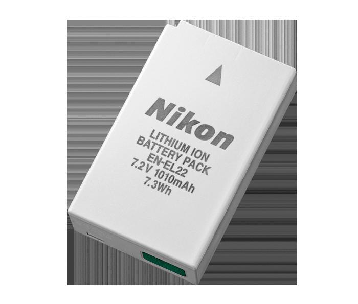 EN-EL22 Batteria ricaricabile Li-ion x Nikon 1 J4