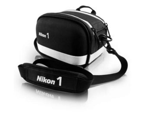 NIKON 1 SYystem Bag Black
