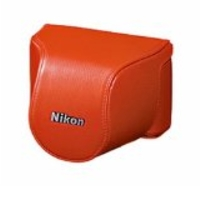 CB-N2000 Red custodia inferiore Nikon 1 J1